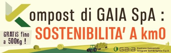 """""""Kompost di GAIA SpA: Sostenibilità a Km0"""" : CIA Asti invita i cittadini a praticare correttamente la raccolta differenziata (VIDEO)"""