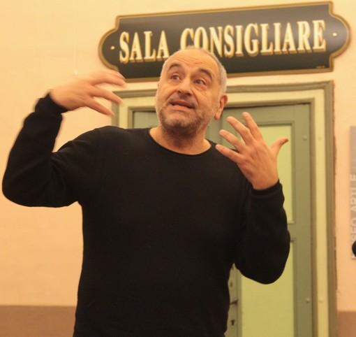 Cisterna: venerdì ultima videoconferenza con Alberto Banaudi