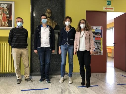 """Uno studente del """"Vercelli"""" parteciperà alla Gara Nazionale delle Olimpiadi di Matematica 2021"""