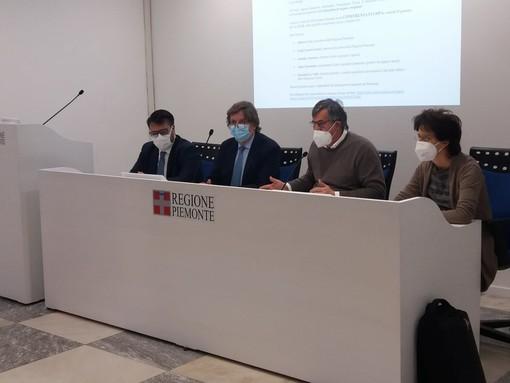 Conferenza stampa trapianti in Piemonte