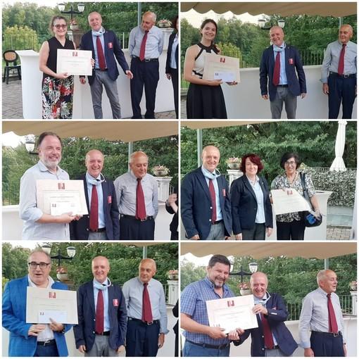 Onav Asti, consegnati i diplomi ai corsisti di secondo livello