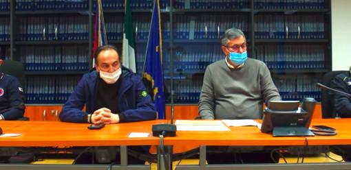 Il presidente Cirio e l'assessore Icardi in una foto d'archivio