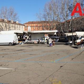 Da sabato ad Asti riparte il mercato. Ad annunciarlo il sindaco Rasero sui social