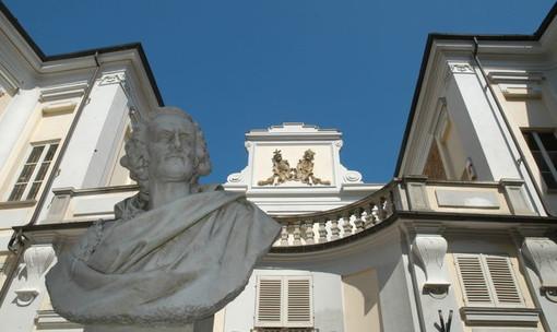Il cortile di Palazzo Alfieri, uno dei musei cittadini il cui ingresso è compreso nello smart ticket