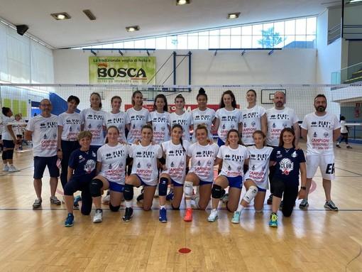 Il Club76 PlayAsti Brumar Fenera si qualifica alle finali nazionali U17