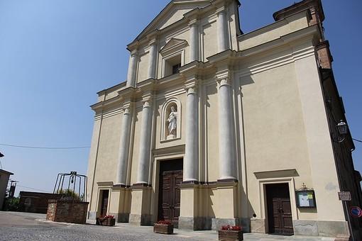 Chiesa dei santi Gervasio e Protasio di Cisterna d'Asti