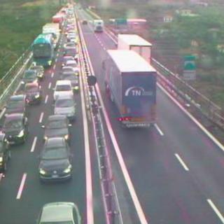 Previsto un fine settimana di intenso traffico sulle autostrade liguri