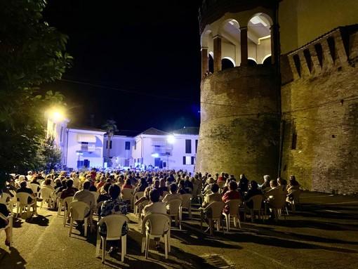 Pubblico del Festival Cacciano 2020