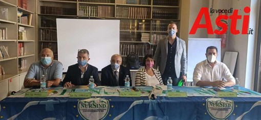 Conferenza stampa Nursind