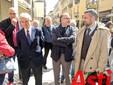 Chiamparino con Maurizio Carcione e Fabrizio Pace