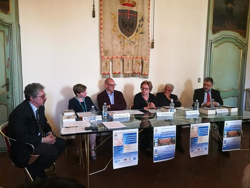 Convegno di  Acqui Terme  2018, presenti la Presidente nazionale dell'Anpi Carla Nespolo, l'ex Ministro Renato Balduzzi e l'Onorevole Federico Fornaro