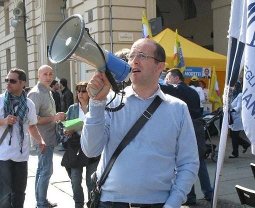 Claudio Delli Carri, segretario Nursing Up Piemonte