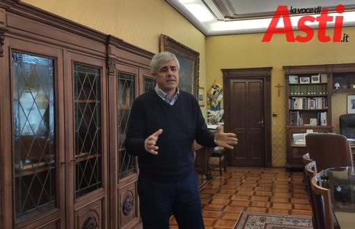 Il prefetto di Asti, dottor Alfonso Terribile