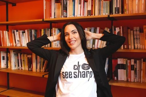 """""""See Sharp, la gioia dell'arte"""": Gloria Campaner porta alla Holden la palestra delle emozioni [VIDEO]"""