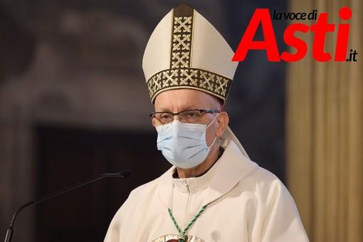 Monsignor Marco Prastaro, vescovo di Asti