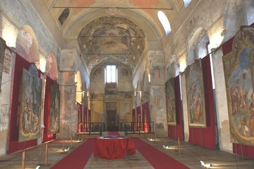 L'ex chiesa del Gesù
