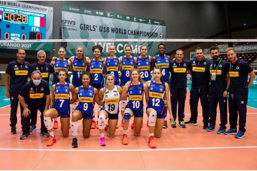 Volley: vincono ancora le azzurrine Under 18 ai mondiali di Durango. Battuto il Canada 3-0