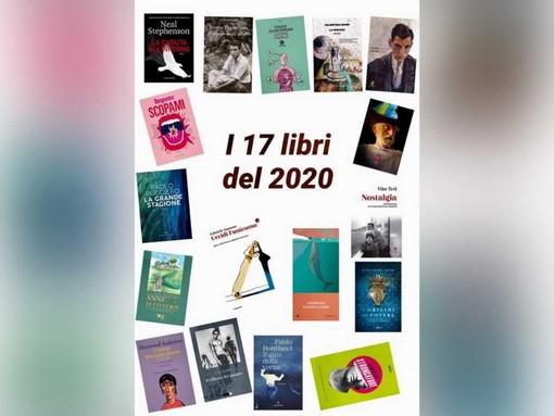 Locandina riassuntiva migliori libri 2020