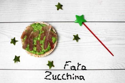 Felici & Veloci, la nuova ricetta di Fata Zucchina: nutella di piselli