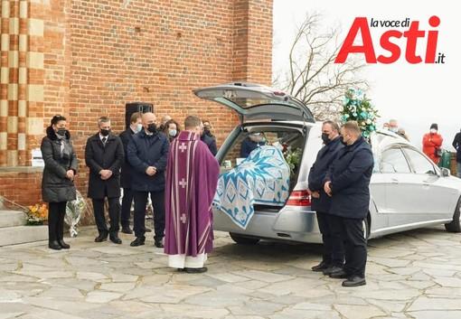 Funerale di Roberto Boero, ex rettore Borgo Viatosto