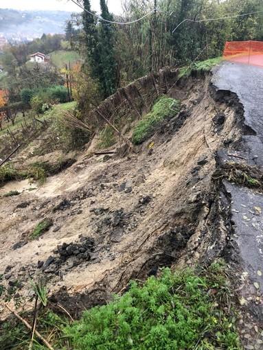 Il territorio della provincia di Asti gravemente colpito  dagli eventi eccezionali di questi giorni