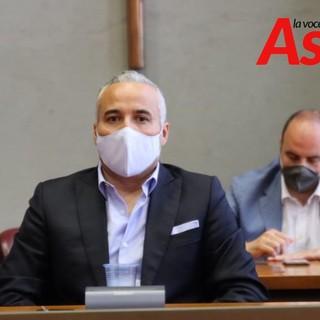 Una recente immagine del vicepresidente Carosso, che presiede il Gruppo di monitoraggio istituzionale della Fase 2