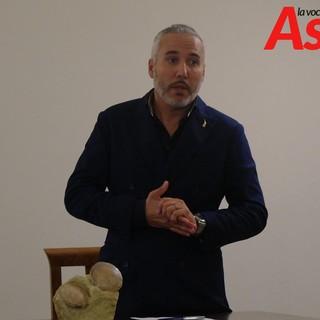 Il vicepresidente della Regione Piemonte Fabio Carosso