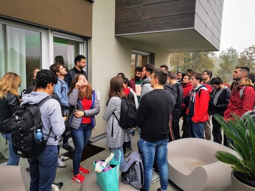 Anche il mondo accademico è andato alla scoperta delle innovazioni tecnologiche della casa Ecolibera®