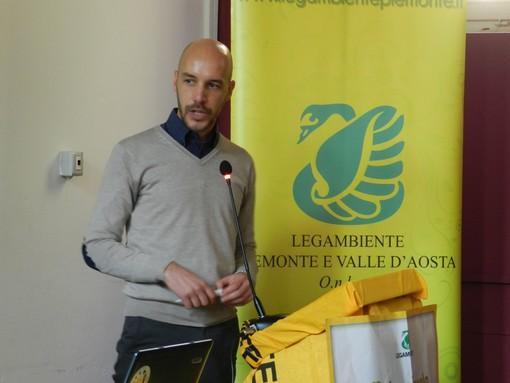 Fabio Dovana, presidente di Legambiente Piemonte