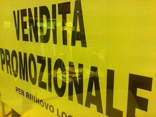Da domani in Piemonte sarà possibile effettuare vendite promozionali