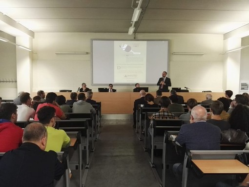 L'Aula Magna dell'Università astigiana