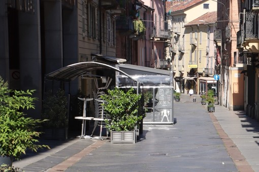 Disponibile sul sito del Comune di Asti il nuovo modulo per le richieste di dehors