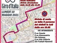 Il percorso cittadino del Giro