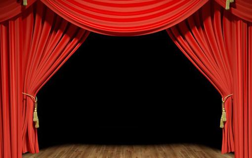 Immagine generica tende teatrali