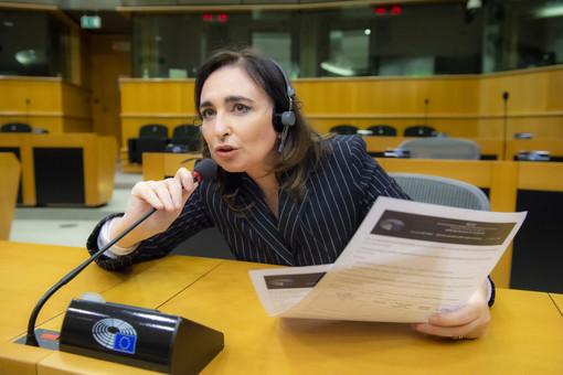 Gianna Gancia (Lega) Parlamento europeo: solidarietà ai deputati catalani. 'Precedente pericoloso per la democrazia in Ue'