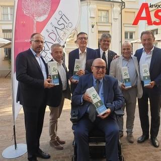 Foto di gruppo in occasione dell'edizione 2019 della giornata