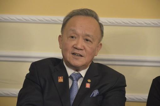 Rotary Genova: 95 anni celebrati con il Presidente Gary Huang (VIDEO)