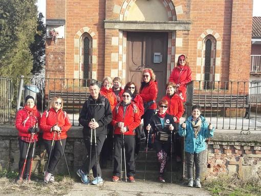 Nordic Walking Asti: le camminate dal 27 gennaio al 2 febbraio