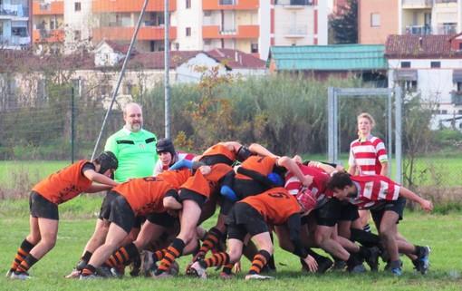 Rugby, ottima vittoria per la U16 del Club Monferrato contro il Collegno