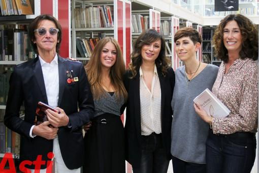 Alberto Fortis, Veronica Iannotti,Chiara Buratti, Andrea Mirò, Roberta Bellesini (MerfePhoto)