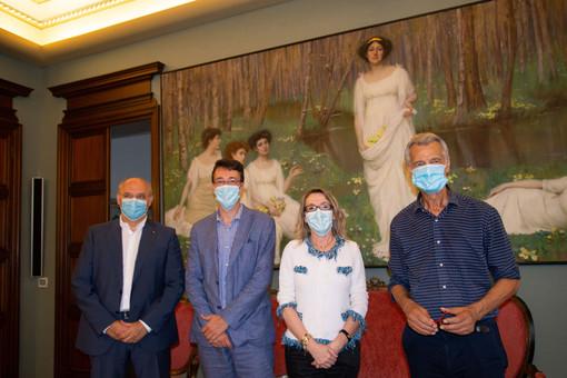 Asl At, importante contributo del Gruppo Cassa di Risparmio di Asti, per la manutenzione del Pronto Soccorso
