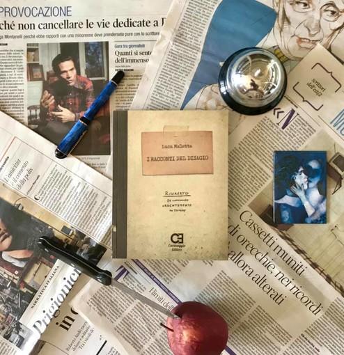 """Cosa leggere sotto l'ombrellone? """"I racconti del disagio"""", di Luca Maletta"""