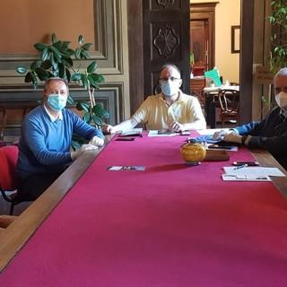 Riunione in Municipio per far il punto sulle attività della Fondazione Anti Usura La Scialuppa CRT- Onlus