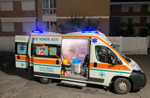 """La """"ripartenza"""" delle normali attività sanitarie della Croce Verde di Asti"""
