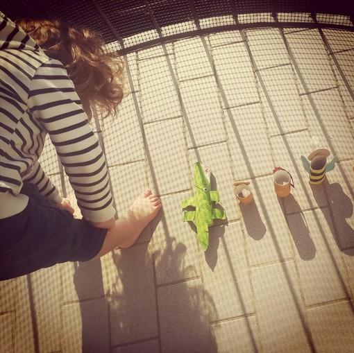 """""""Storie dall'alveare"""", una favola al giorno per i vostri bambini. Oggi """"Il mare sul balcone"""""""