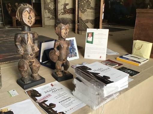 """Sabato Portacomaro offrirà un'opportunità in più per chi visiterà la mostra """"Madri d'Africa"""""""