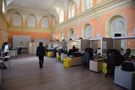 L'Ufficio Anagrafe in una foto d'archivio