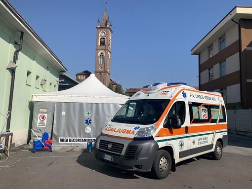 La Croce Verde di Asti rinvia i festeggiamenti: non ci sono ancora le necessarie condizioni di sicurezza