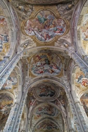 Interno della Cattedrale di Asti