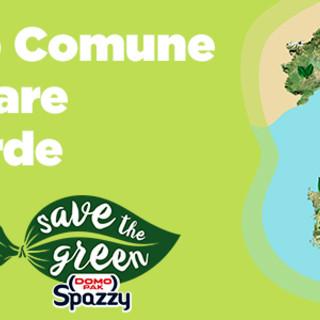 Domopak Spazzy e Junker insieme per un Paese più ecosostenibile. Nasce Save The Green